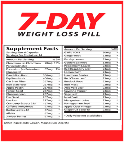 sf-7-Day-Weight-Loss-Pill